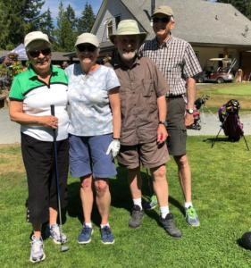 Brigadoon Golf Tournament 2018