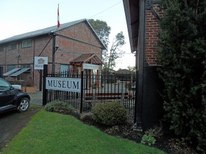Qualicum Beach Museum January 2016