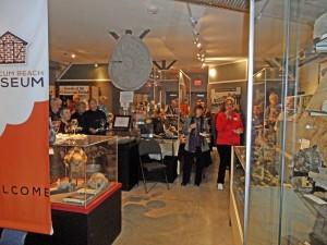 Artifacts and QBANA  members