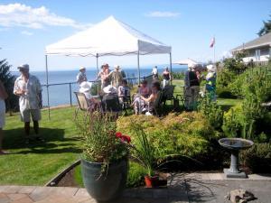 Garden Party June 2015