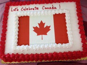 Let's Celebrate Canada 2017