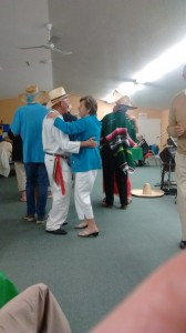 Spring in Mexico Theme Night 2016